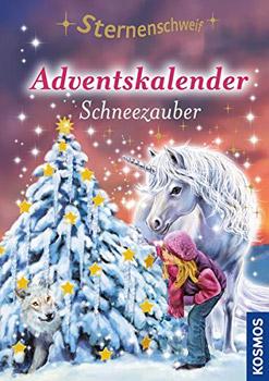 Sternenschweif Schneezauber Adventskalender 2018