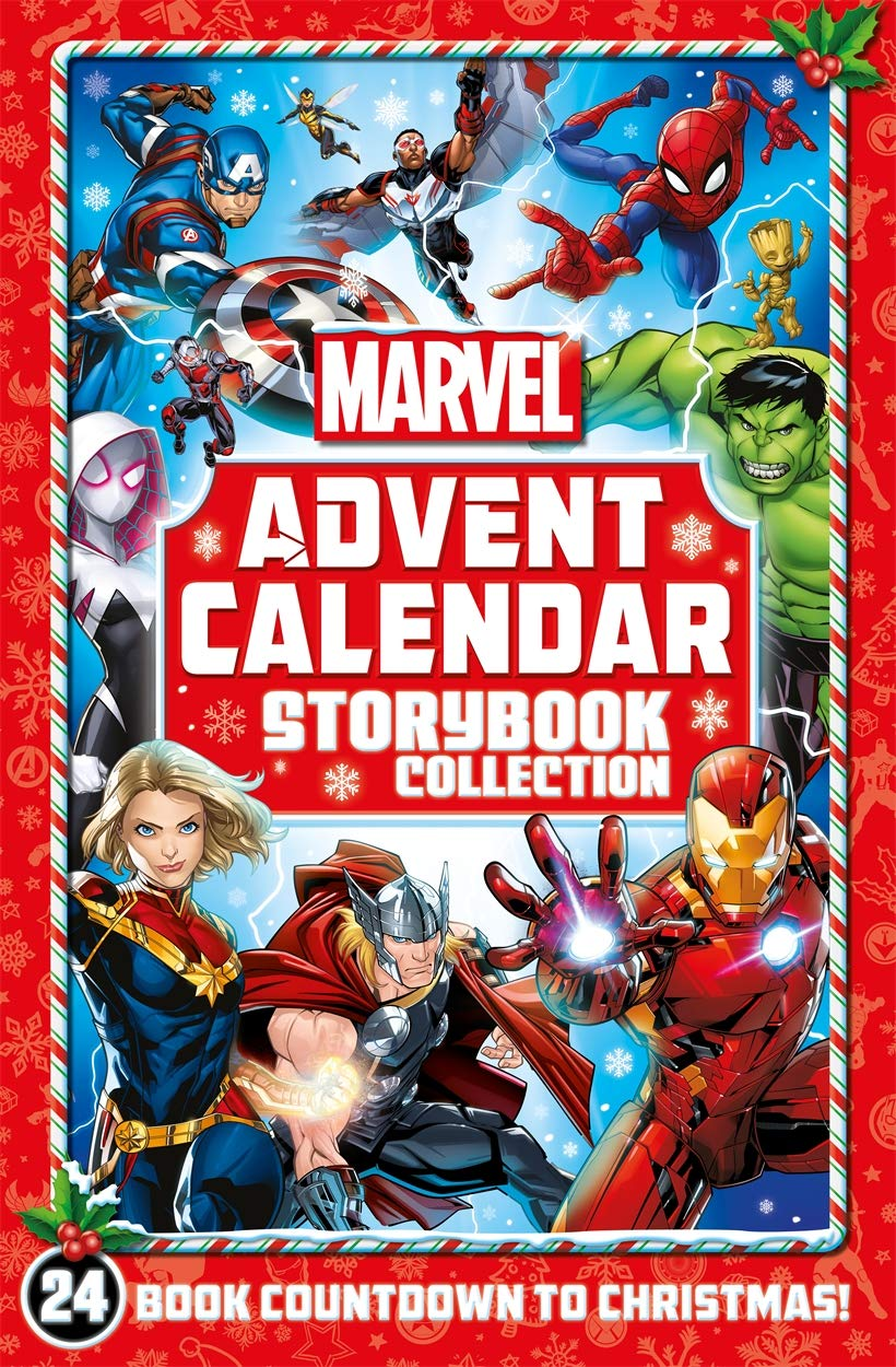 Marvel Book Advent Calendar