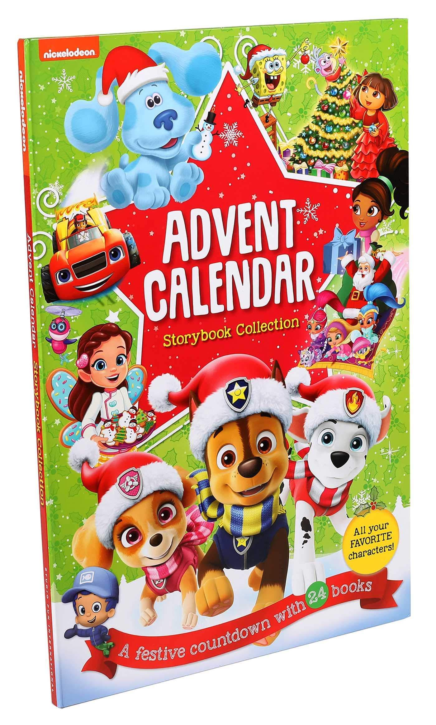 Nickelodeon Advent Calendar