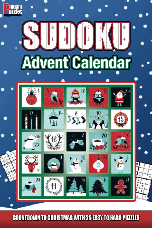 Sudoku Advent Calendar