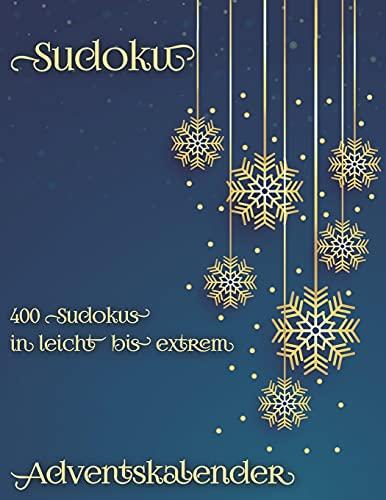 Sudoku Rätsel Adventskalender
