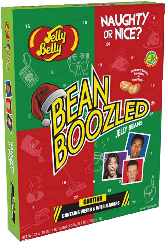 Jelly Belly Bean Boozled Advent Calendar