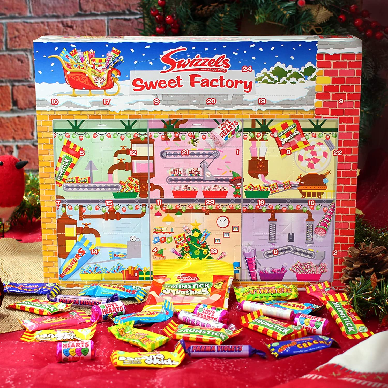 Swizzels Sweet Factory Advent Calendar