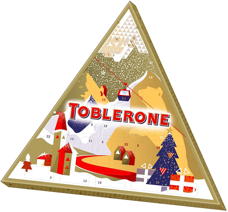 Toblerone Advent Calendar