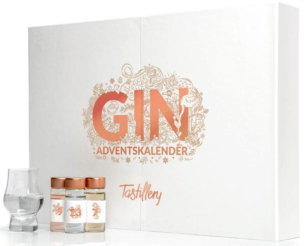 Tastillery GIN ADVENTSKALENDER 2019 thumbnail