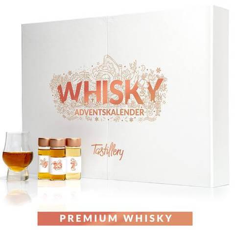 Premium Tastillery Whisky Adventskalender 2019