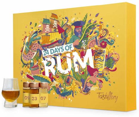 Tastillery Rum Adventskalender 2020