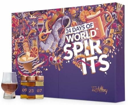 Tastillery World Spirits Adventskalender