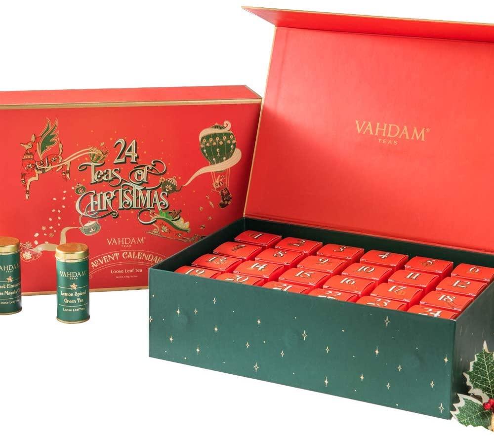 VAHDAM Tea Advent Calendar