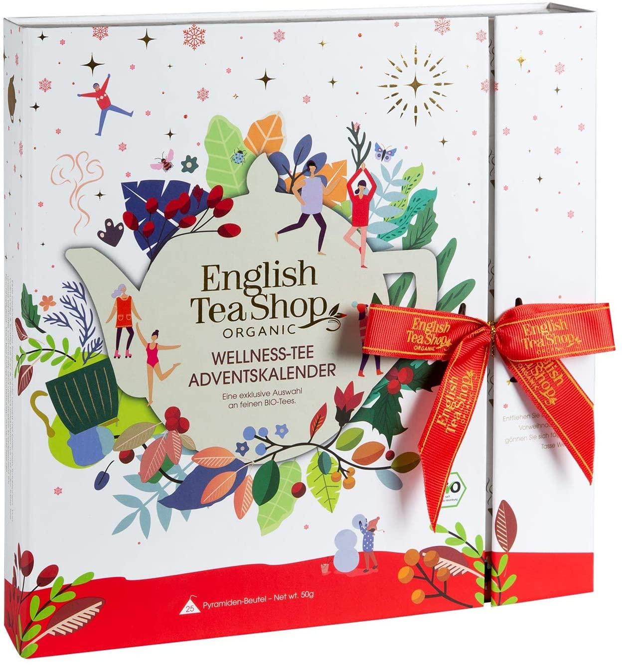 Wellness Tea Advent Calendar