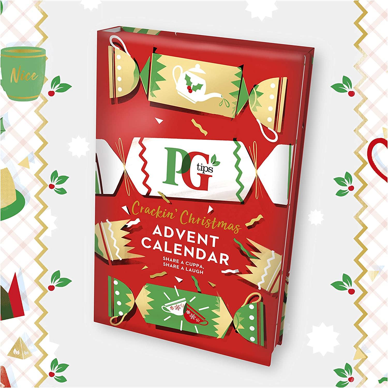 PG Tips Tea Advent Calendar