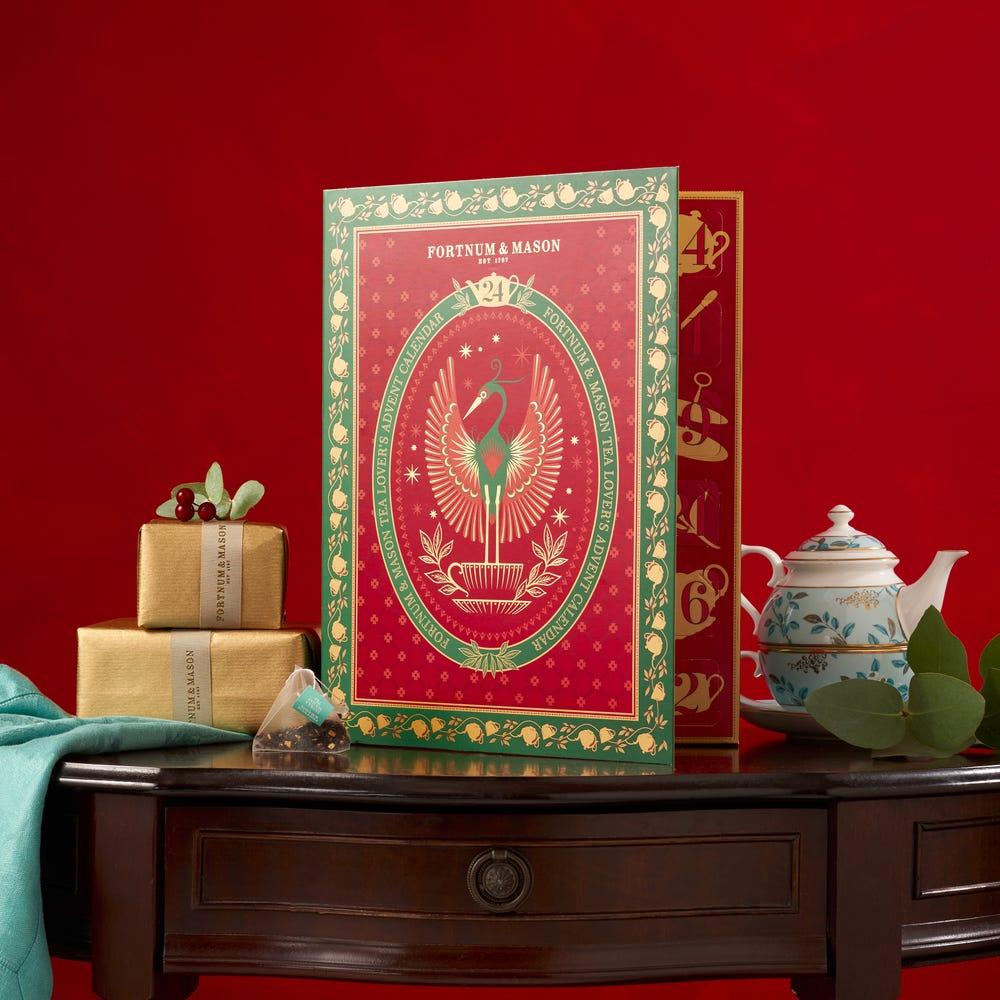 Fortnum's Christmas Tea Lovers Advent Calendar