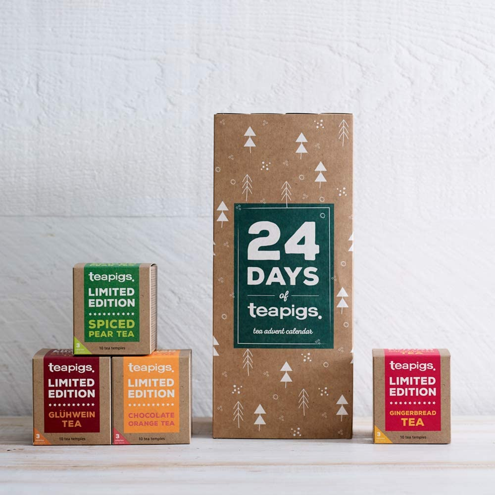 24 Days of teapigs