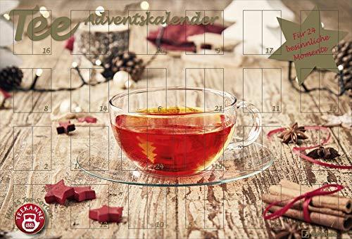 Tee-Adventskalender 2020 - 56x38x2cm - Teeadventskalender - Teekanne