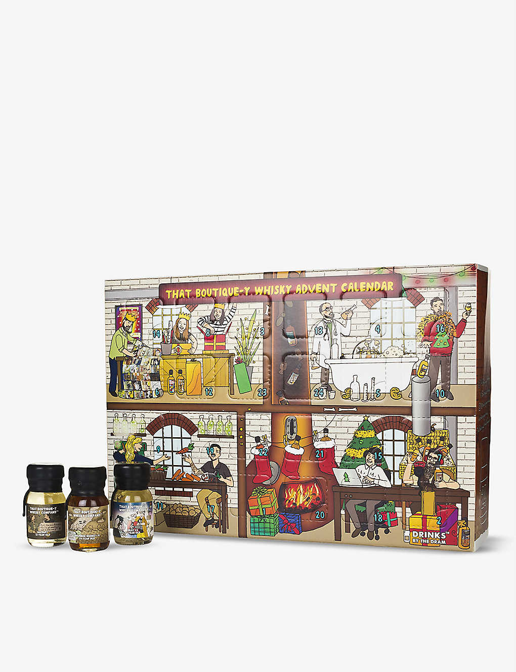That Boutique-y Whisky Company Whisky Advent Calendar
