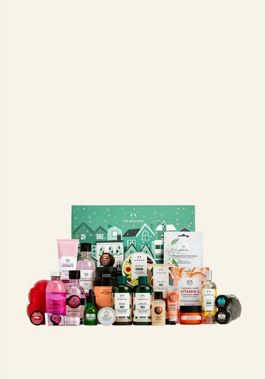 The Body Shop Share Love & Joy advent calendar