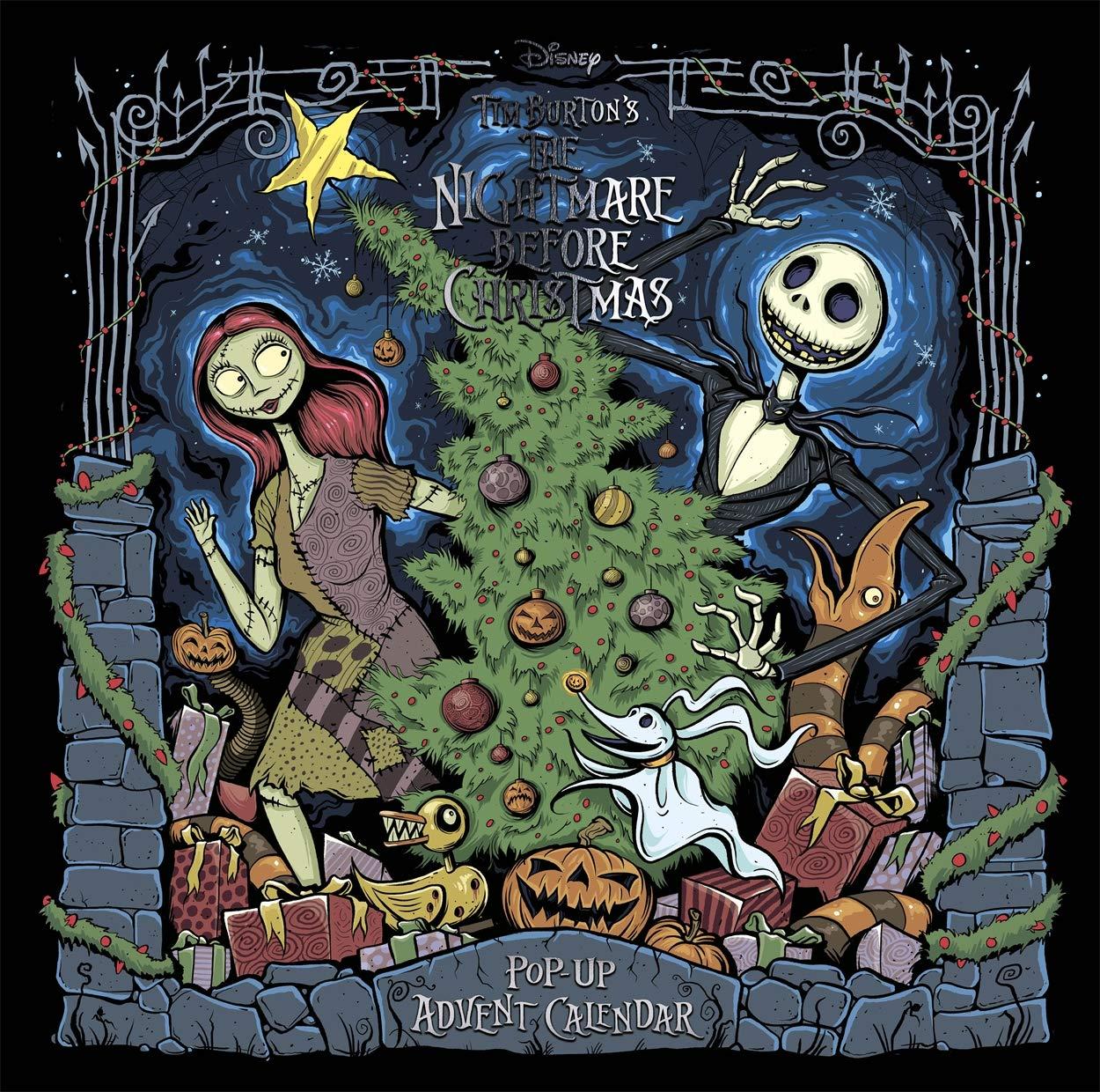 The Nightmare Before Christmas Pop-Up Advent Calendar