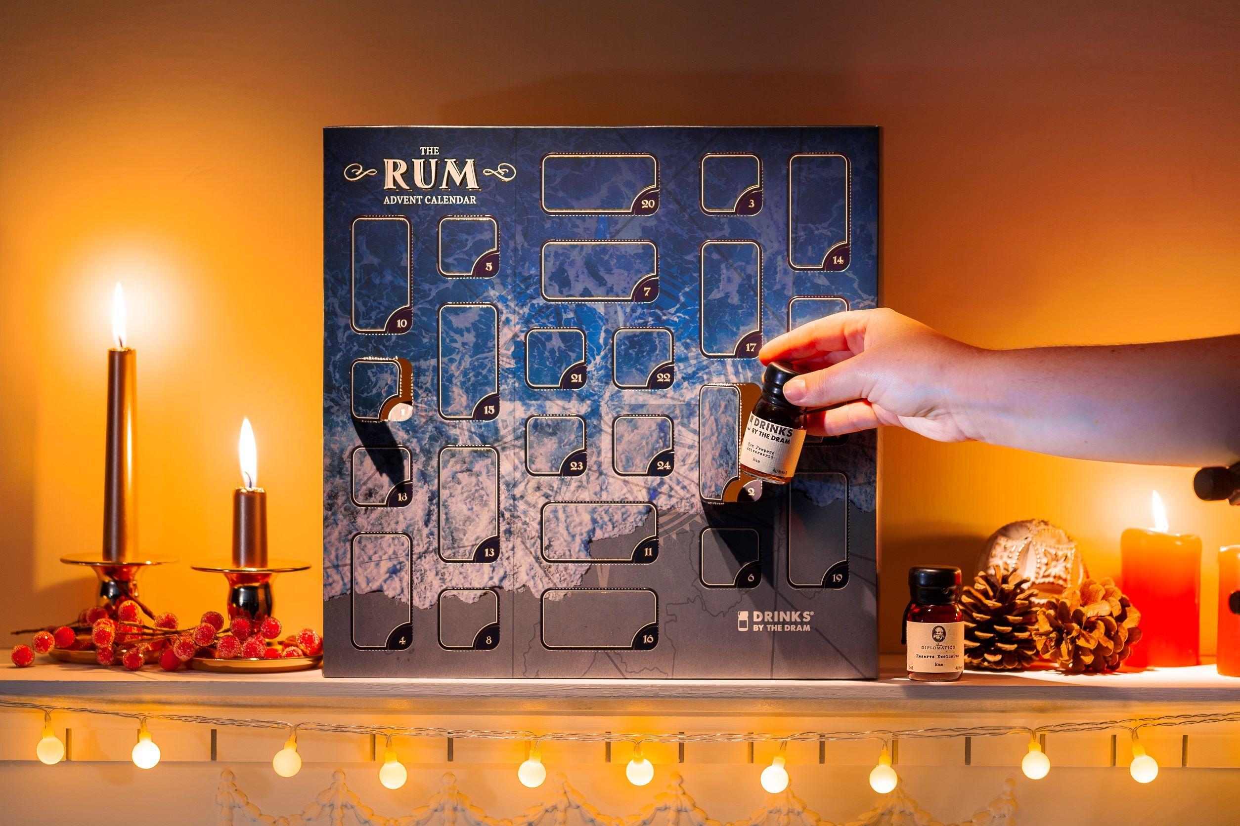 The Rum Advent Calendar 2021
