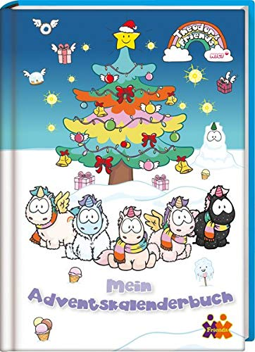 Theodor & Friends - Mein Adventskalenderbuch – Friendz @ Kids und Concepts GmbH – detail 1