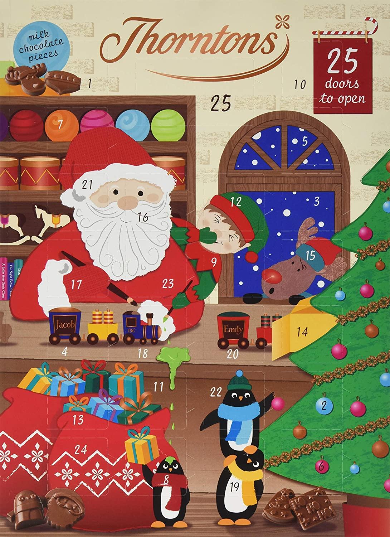 Thorntons Chocolate Advent Calendar