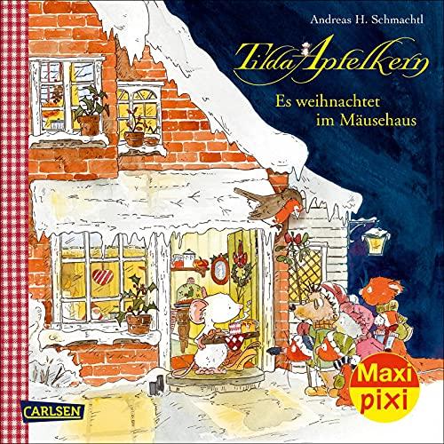 Maxi Pixi 363: VE 5 TILDA APFELKERN: Es weihnachtet im Mäusehaus (Wimmelbuch) (5 Exemplare) (363)