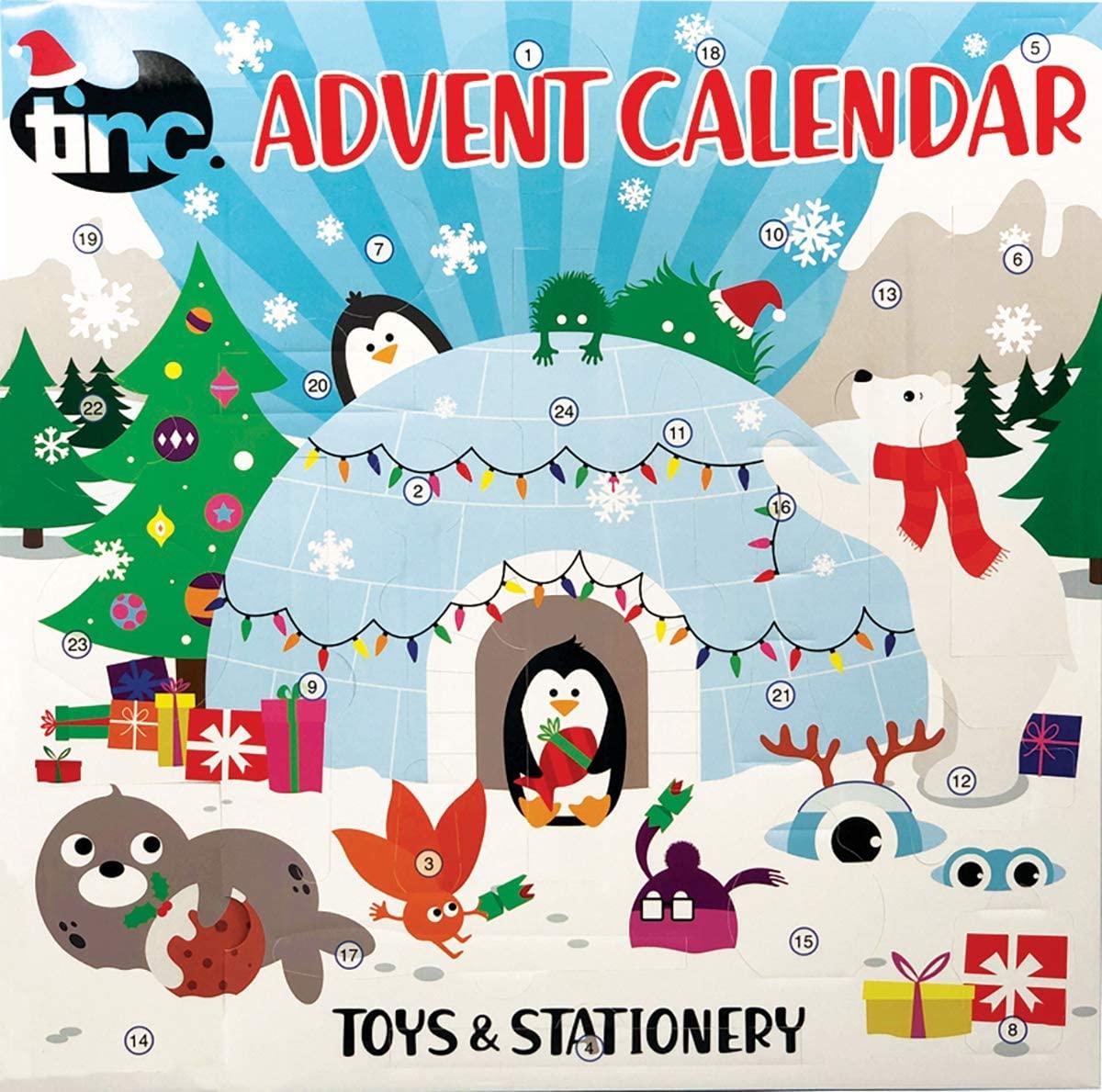 Tinc Advent Calendar 2019
