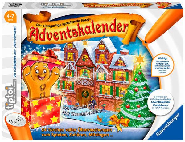 tiptoj Mandelmann Adventskalender