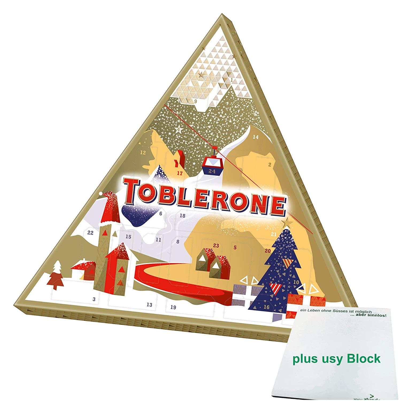 Toblerone Adventskalender