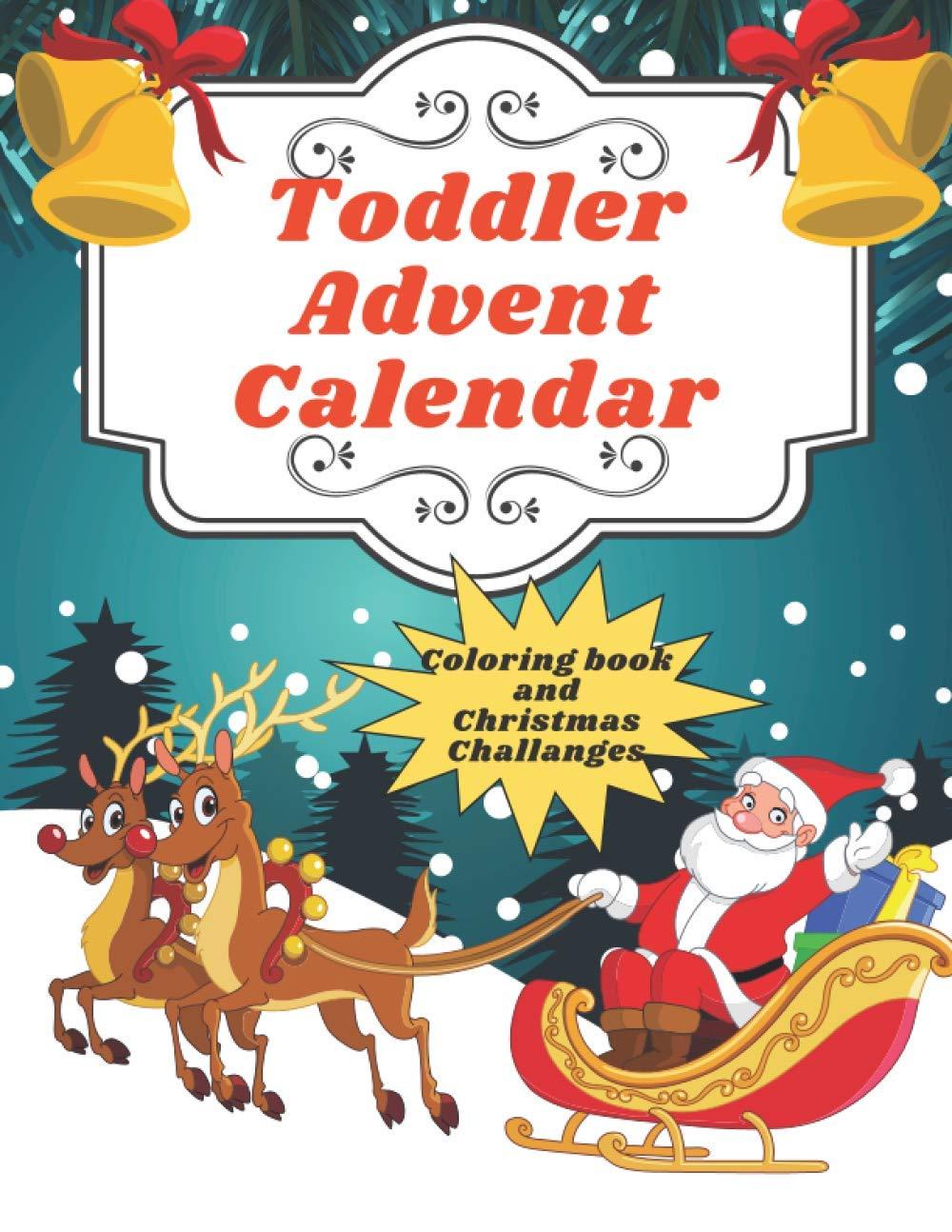 Toddler Advent Calendar 2020