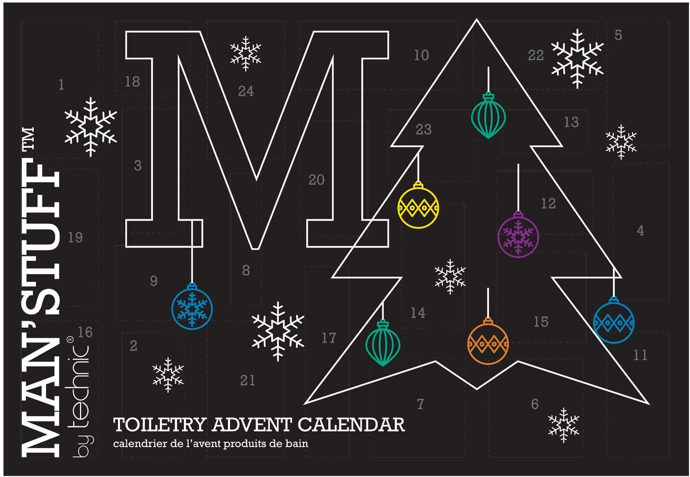 Man'Stuff Toiletry Advent Calendar