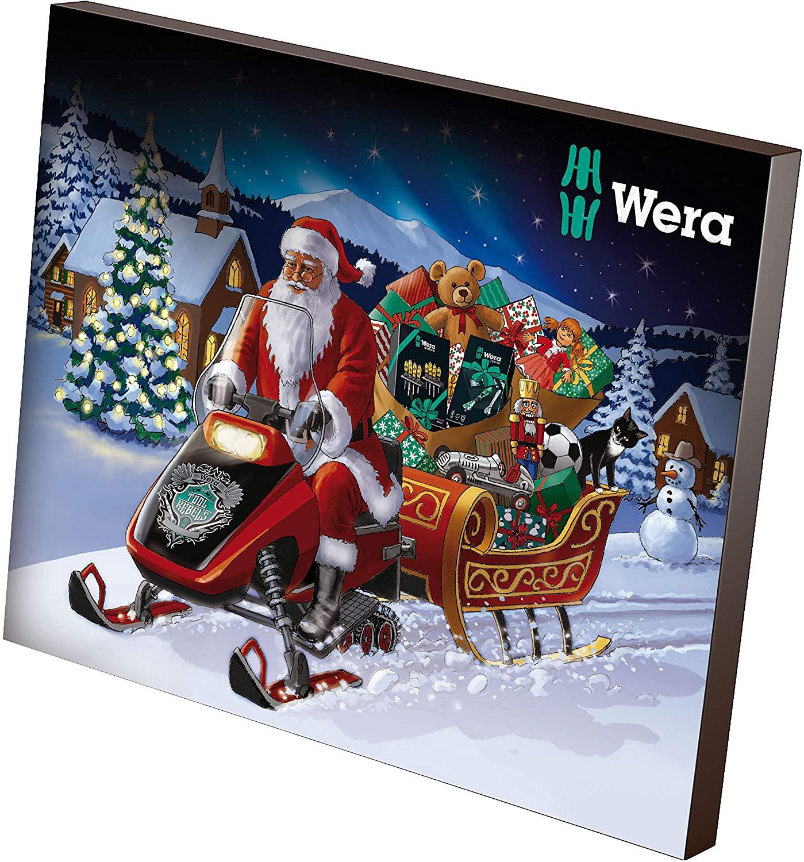 Wera Advent Calendar 2019