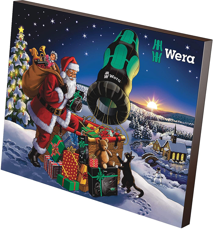 Wera Advent Calendar 2020