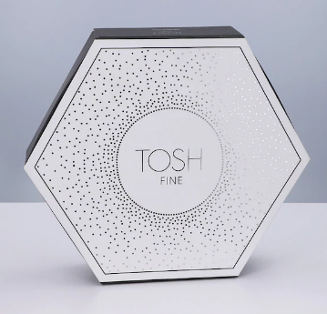 TOSH Ohrringe Andventskalender