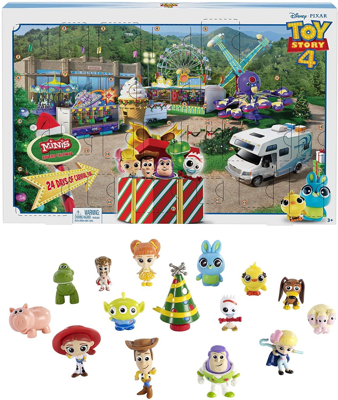 Toy Story 4 Kids Advent Calendar 2019
