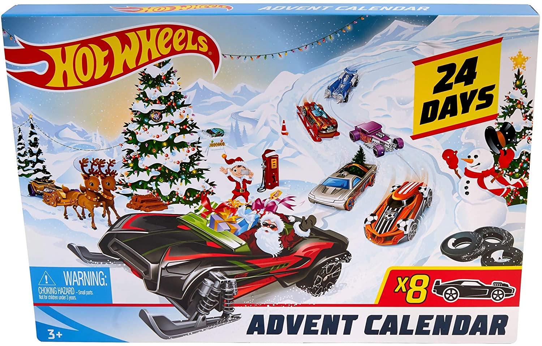 Hot Wheels Advent Calendar 2019