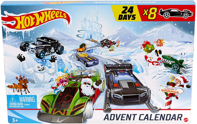 Hot Wheels Advent Calendar 2020