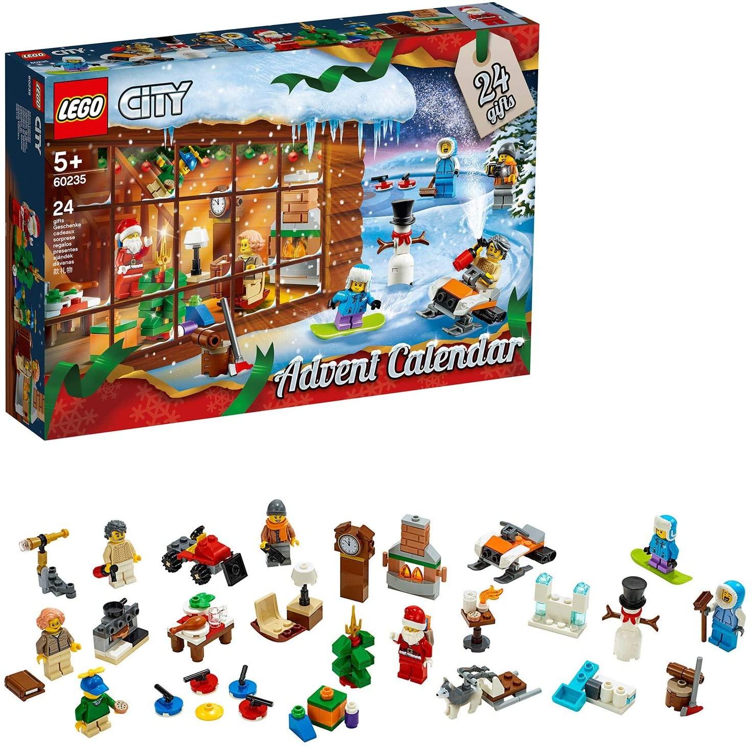 LEGO City Advent Calendar 2019