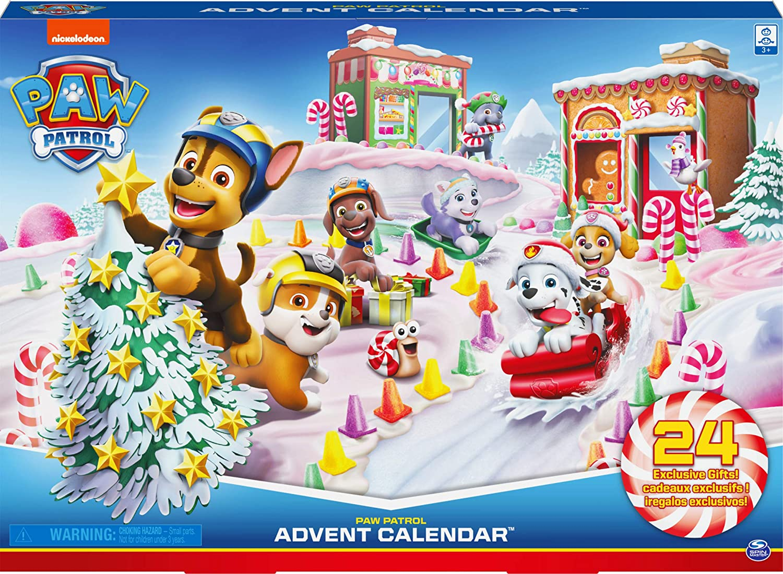PAW Patrol Advent Calendar 2020