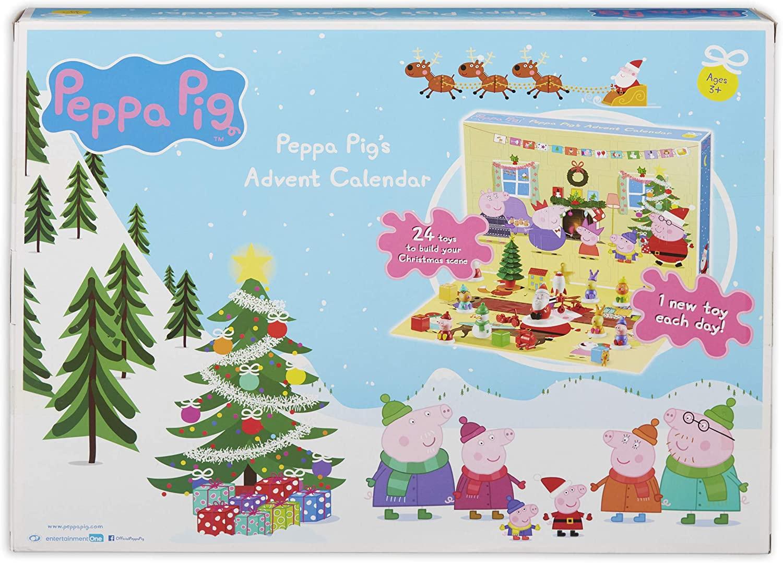 Peppa Pig Advent Calendar 2019