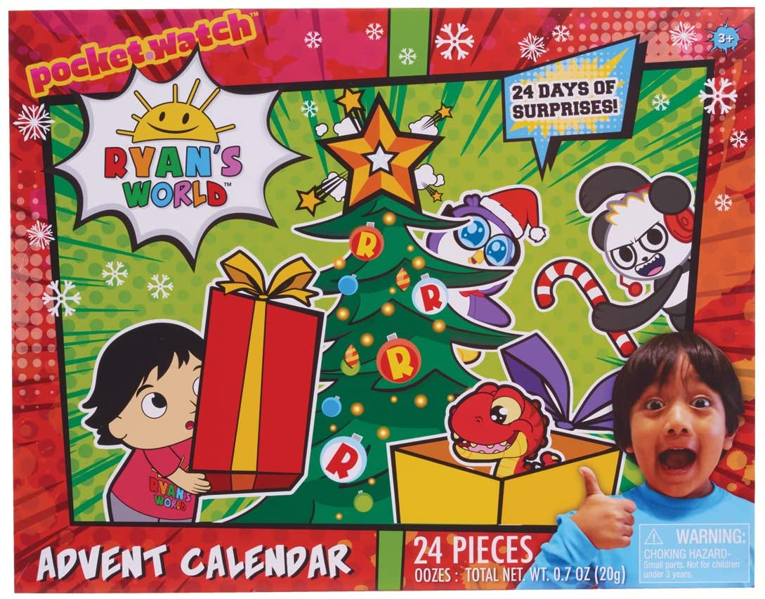 Ryan's World Advent Calendar