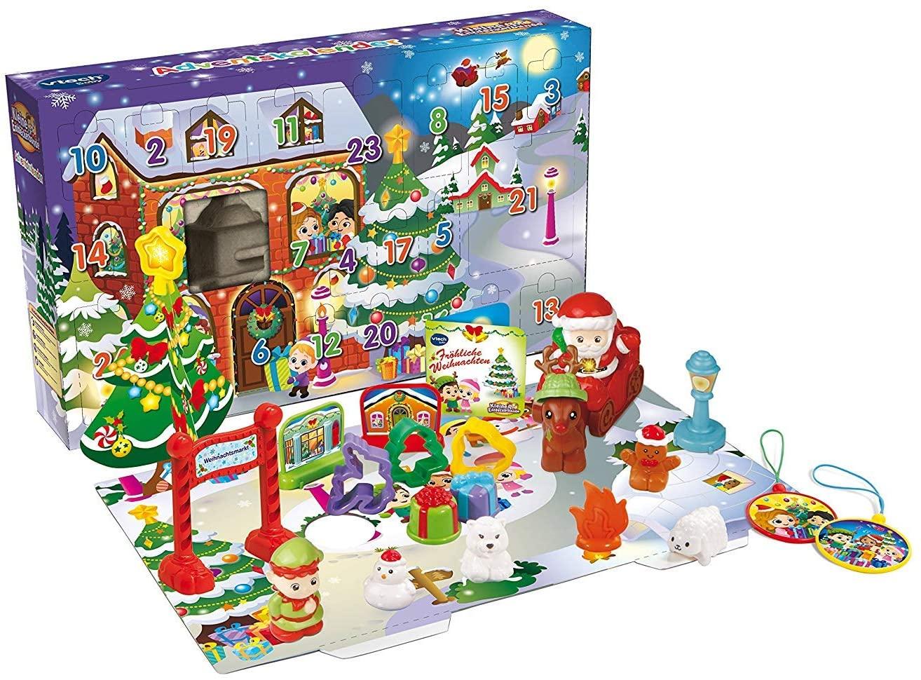 VTECH Toot-Toot Advent Calendar