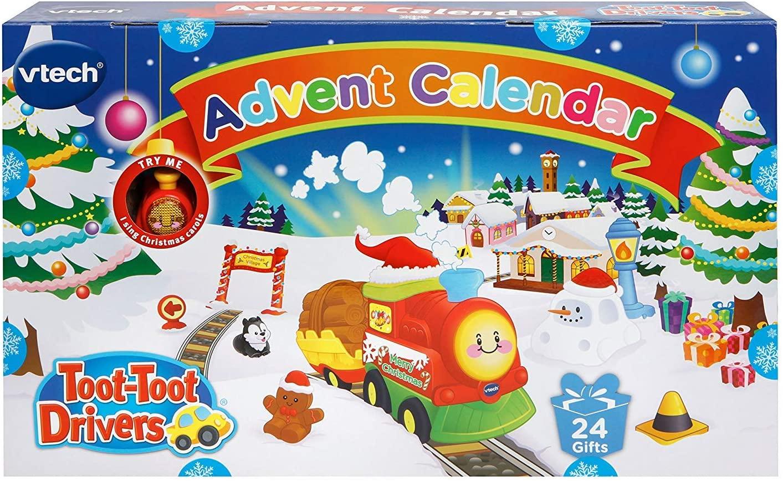VTech Toot-Toot Drivers Advent Calendar
