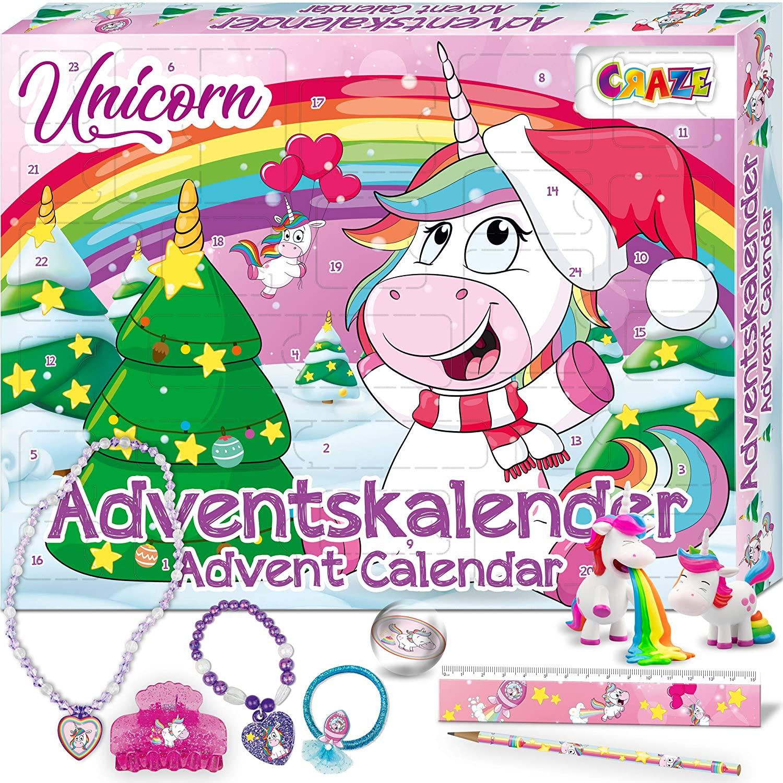 Craze Unicorn Advent Calendar 2020