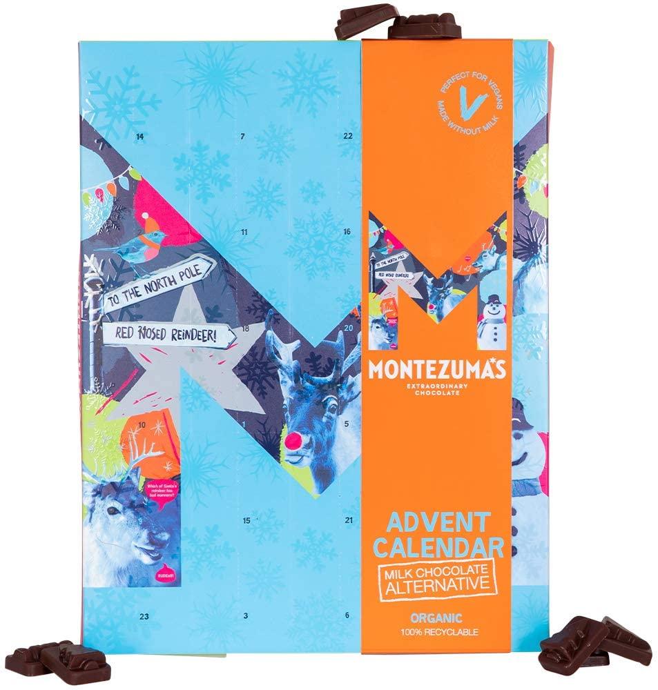 Montezuma's Christmas Milk Chocolate