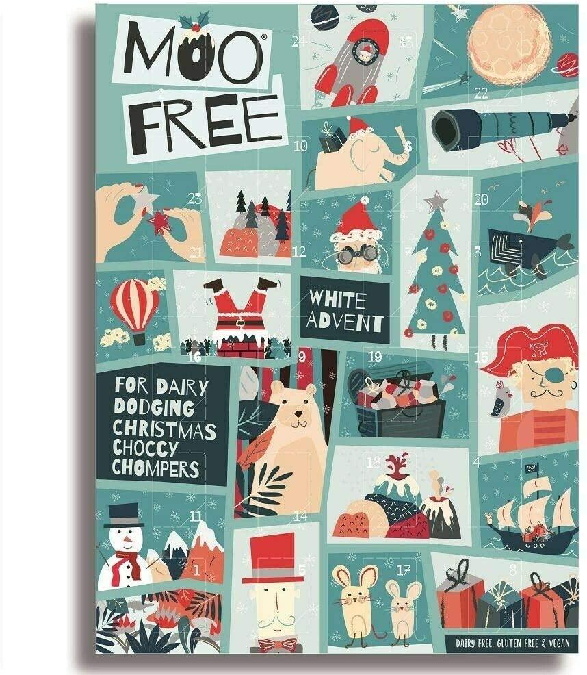 Moo Free White Chocolate