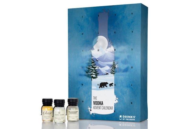 Vodka Explorer Advent Calendar