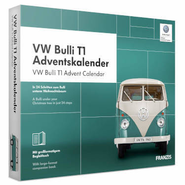 VW Bulli Adventskalender 2019