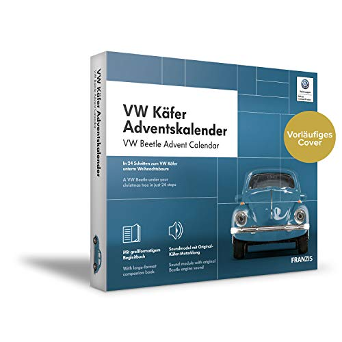 VW Käfer Adventskalender 2020