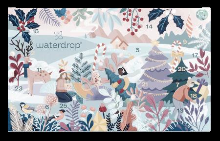waterdrop® Adventskalender