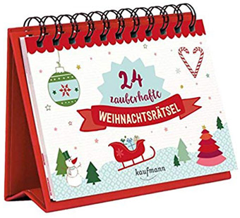Weihnachtsrätsel Weihnachtsrätsel Adventskalender 2018